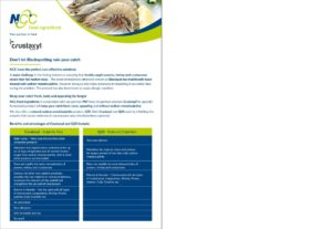 NCC Food Ingredients Crustaxyl Q20 Prawn Sheet