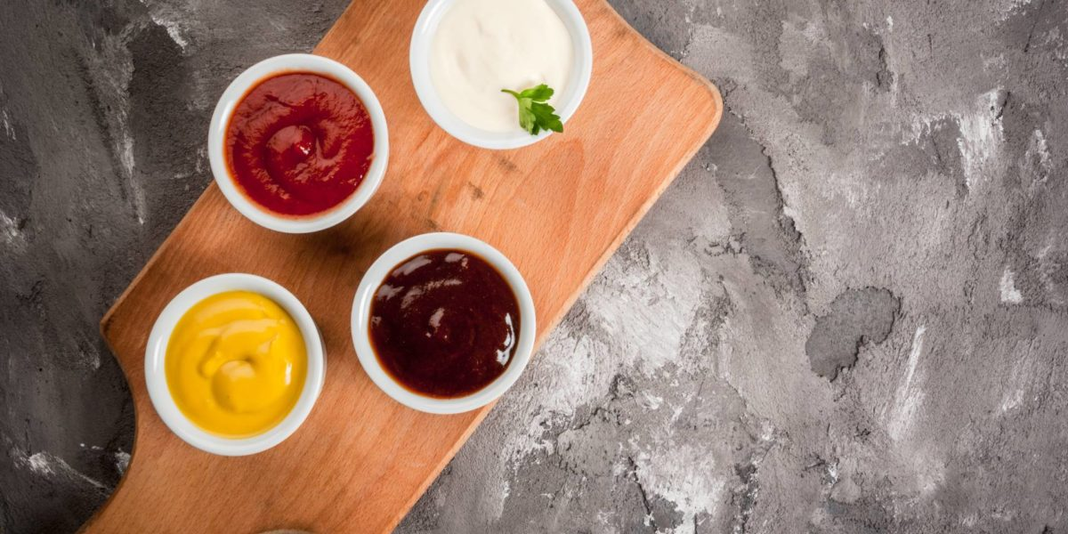 Sauces and condiments – Why Erythritol combined with Stevia is best suited to replace sugar