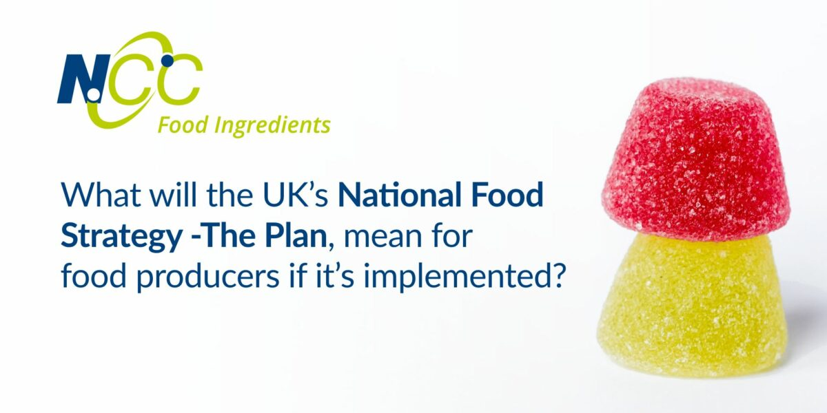 What will the UK's National Food Strategy - The Plan, mean for food producers if it's implemented?